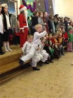 Years 1 and 2 Classes Christmas Concert