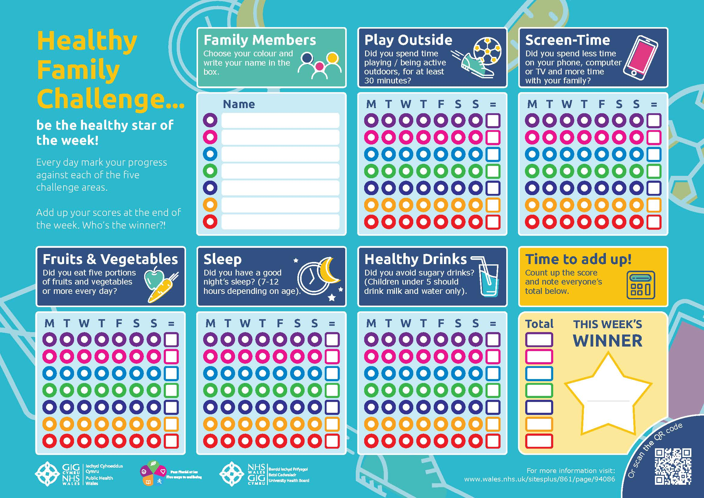 Healthy Family Challenge